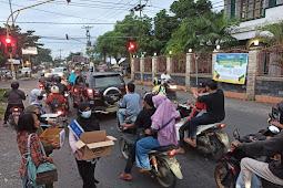 Duta Lingkungan NTB & PWLT Galang Dana untuk Korban Bencana