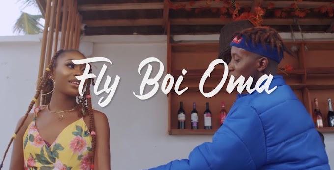 VIDEO: Flyboi Oma – Love Story @flyboi_oma