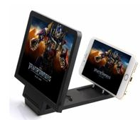 Wecart enlarged screen for any mobile 3D screen holder