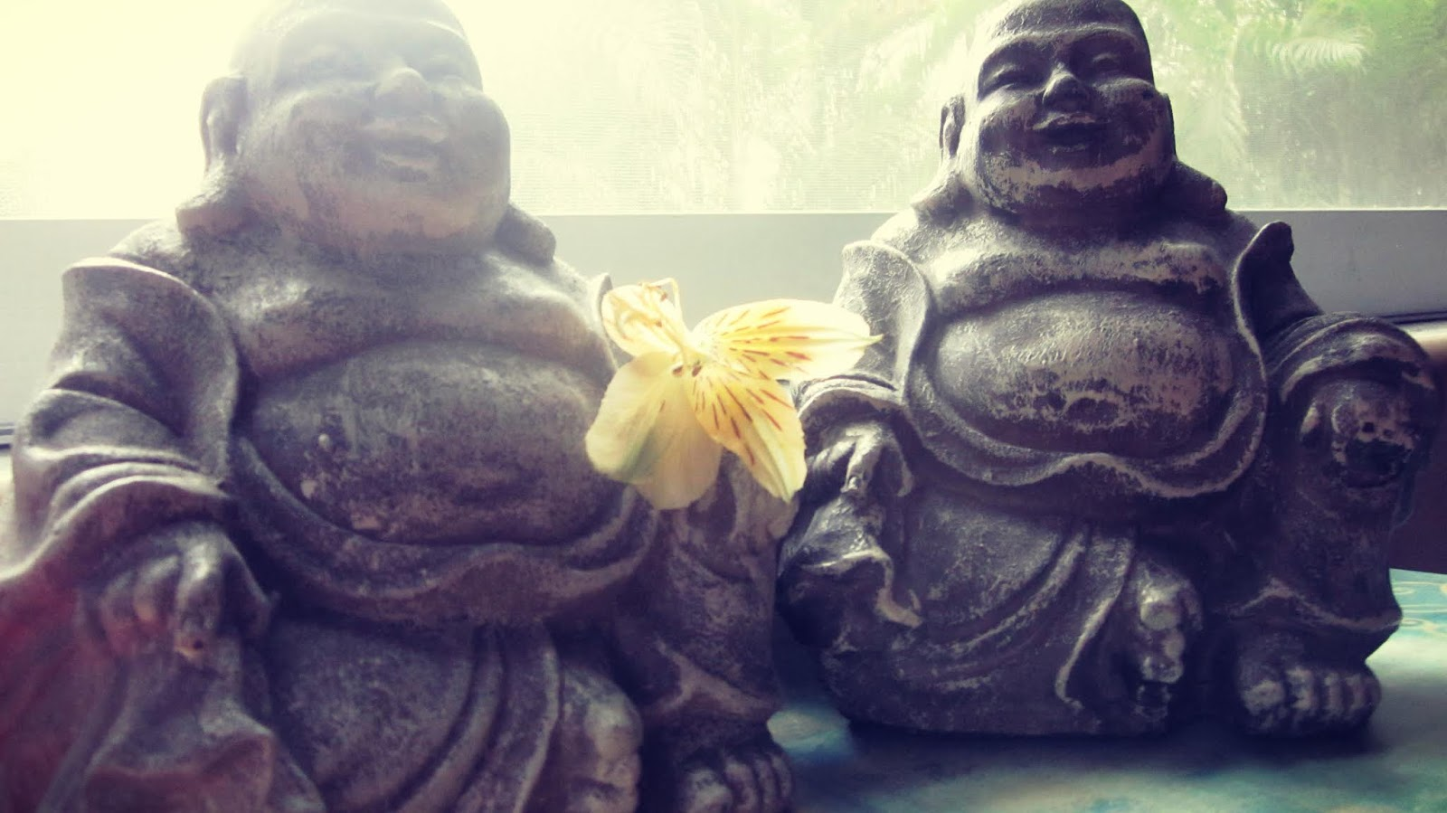 Buddhist Statues for Peace and Tranquility + Mindful Living