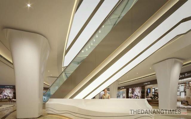 JW Marriott Hotel Danang, VV mall Da Nang, Thedanangtimes.com