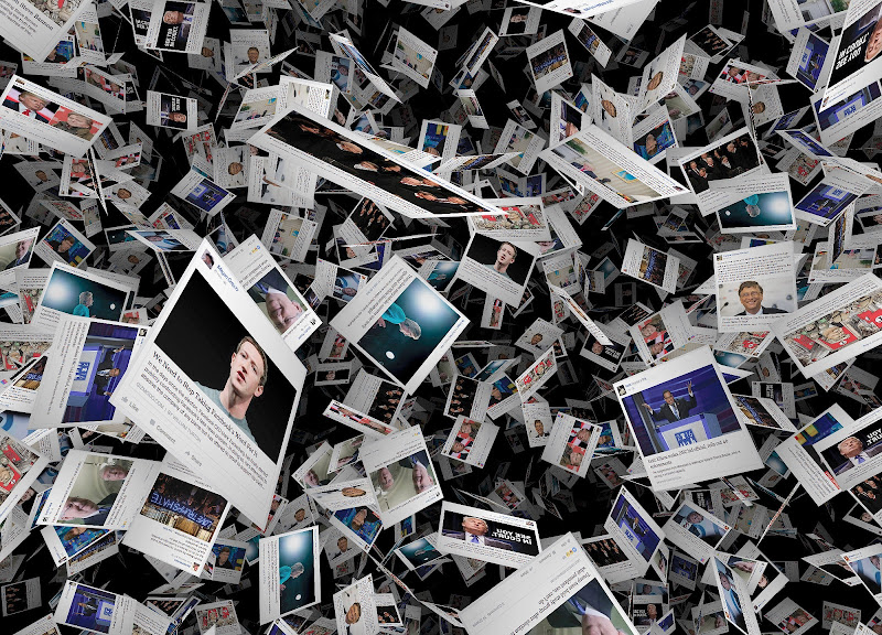 Social Media disconnecting from the Big Picture