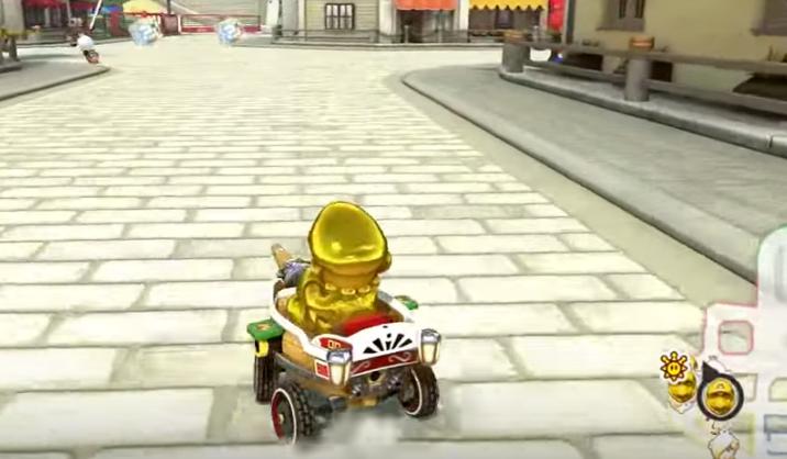Mario Kart 8 Deluxe gasta 260 megas por hora de datos, ¡es posible jugar online fuera de casa!