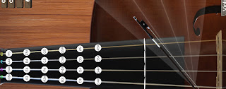 Aplikasi memudahkan dalam belajar Biola atau Violin