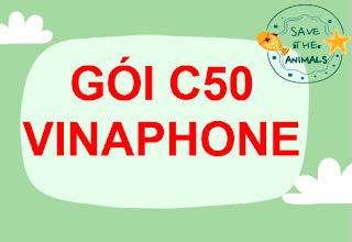 Gói cước C50 VinaPhone