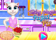 Talking Angela Perfect Pie juego