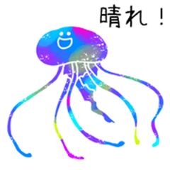 Beautiful jellyfish2