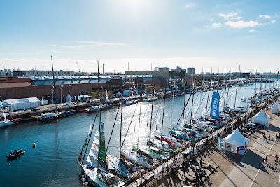 Le Havre fête la Transat Jacques Vabre