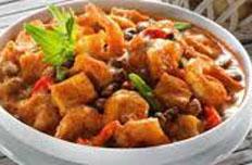 Resep praktis (mudah) sambal goreng jamur merang spesial (istimewa) enak, gurih, sedap, nikmat lezat