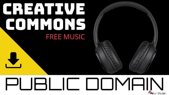 pubblico dominio, free music, musica elettronica