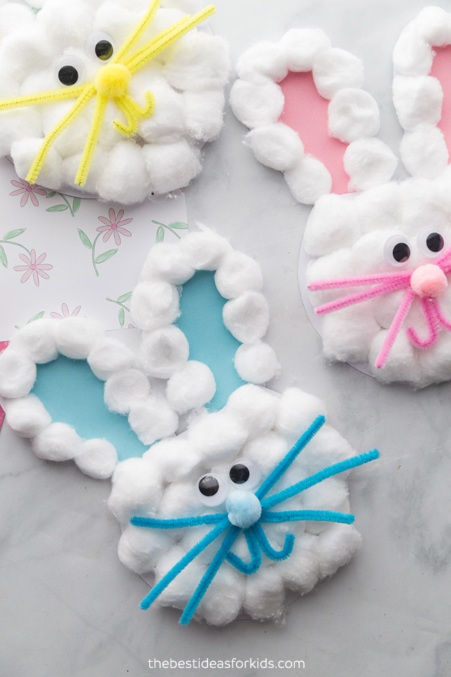 21 Fun Easter Crafts For Kids to Make