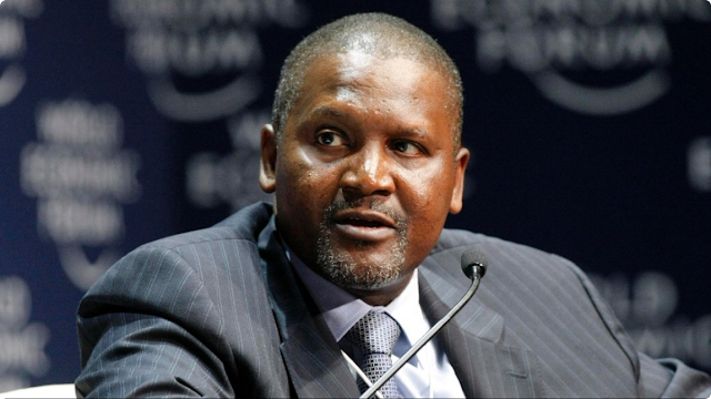 THE YCEO: Full Profile: Aliko Dangote | All there is to know