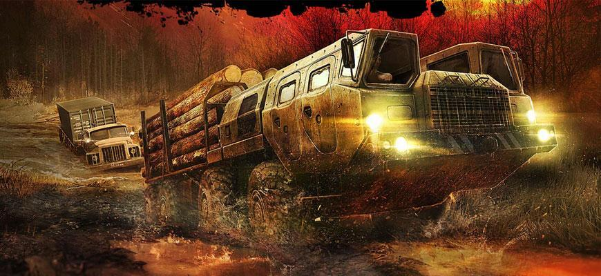 Mudrunner it is free to download