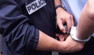 تمكّن٬ اعوان مركز الامن الوطني برفراف من إلقاء القبض على عنصر متشدد مصنف أمنيا بالخطير جدا