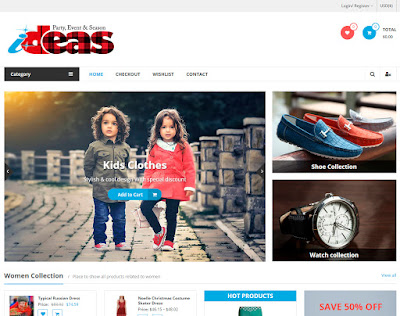 PES Ideas Is An Official Online Store For PES Dress Dot Com