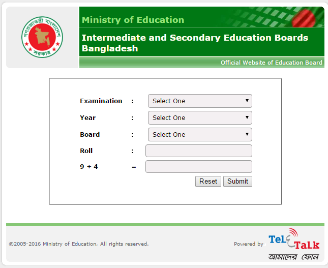 http://www.educationboardresultsgovbd.org