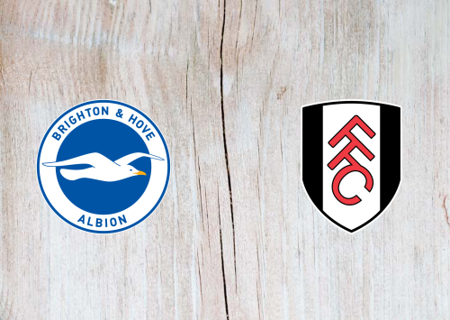 Brighton & Hove Albion vs Fulham -Highlights 27 January 2021