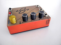 Parallel Stereo Pedal mixer, stereo effects blender