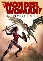 Wonder Woman: Bloodlines 2019 English 720p BluRay