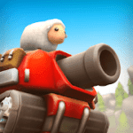 Pico Tanks Multiplayer Mayhem 33.0.1 Mod + DATA (a lot of Money) APK For Android