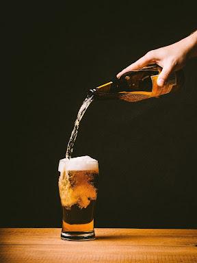 बीयर या दूध