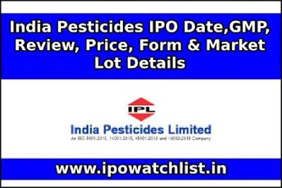 India Pesticide IPO Detail