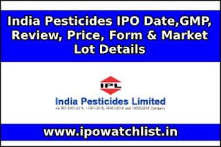 India Pesticides IPO Subscription Status