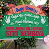 Bunga Papan Wedding Menteri Lingkungan Hidup dan Kehutanan RI