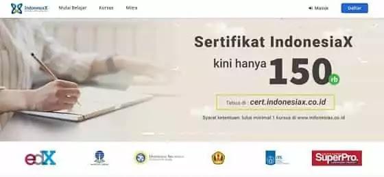 situs belajar online terbaik indonesiax
