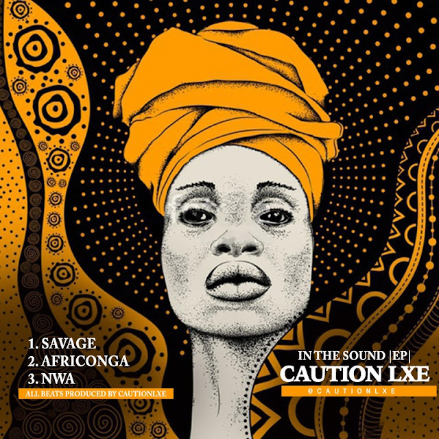 Caution-LXE-In-the-Sound-EP-Art