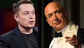 إيلون ماسك أغنى رجل Elon Musk is the richest man