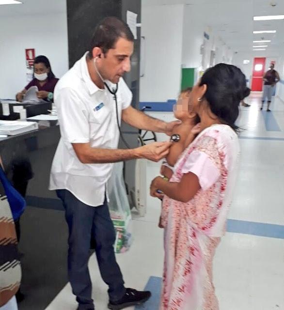 ICBF Guajira realiza acciones en favor de la niñez en Maicao