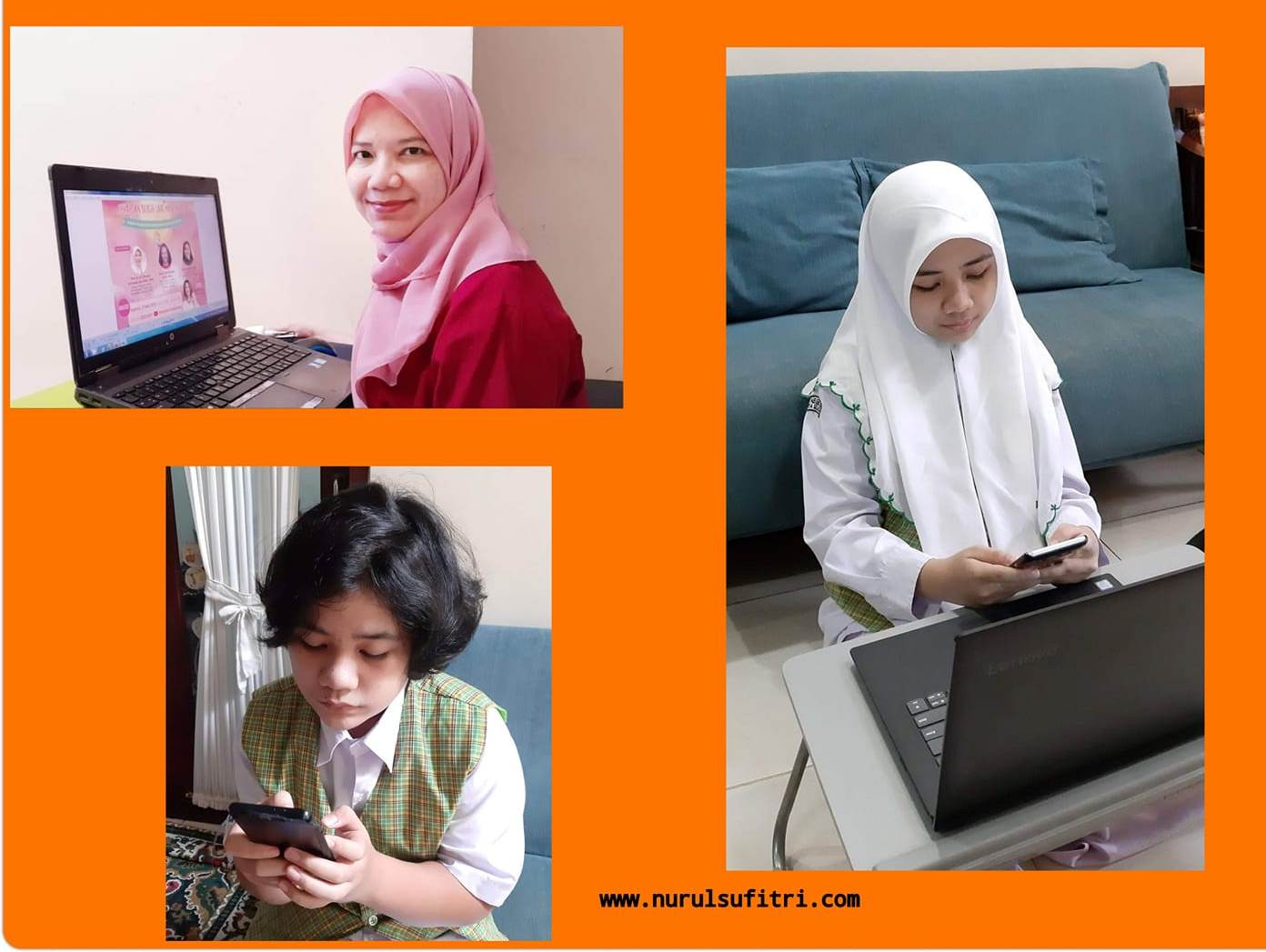 Aktivitas Seru Selama Pandemi dan Ngeblog dari Rumah Bersama Shopee Nurul Sufitri Travel Lifestyle