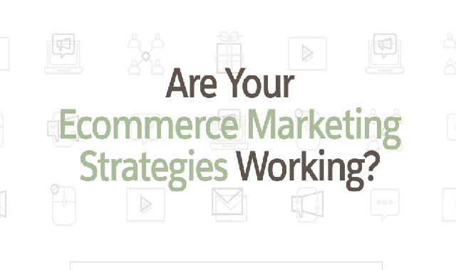Are Your Ecommerce Marketing Strategies Working? #infographic