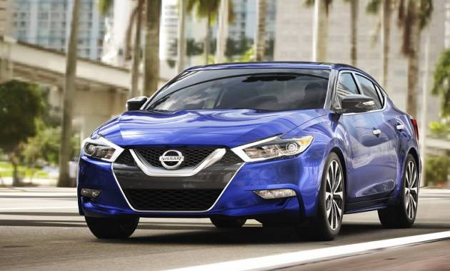 Nissan Maxima 2017 get these updates