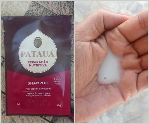 Linha Patauá da L'Occitane Au Brésil: Shampoo