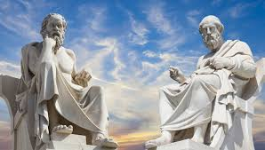 أفلاطون وأرسطو