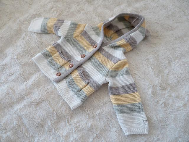 vauvanvaatteet neuletakki