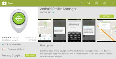 Smart device manager android