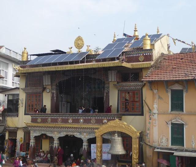 monastero Guru Lhakhang