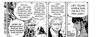Spoiler manga one piece chapter 955 - 5 Hari Sebelum Perang Besar Rencana Penyerbuan WANO