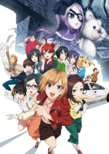 Shirobako Movie Opening/Ending Mp3 [Complete]