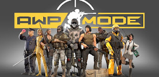 AWP Mode: Elite online 3D sniper action_fitmods.com