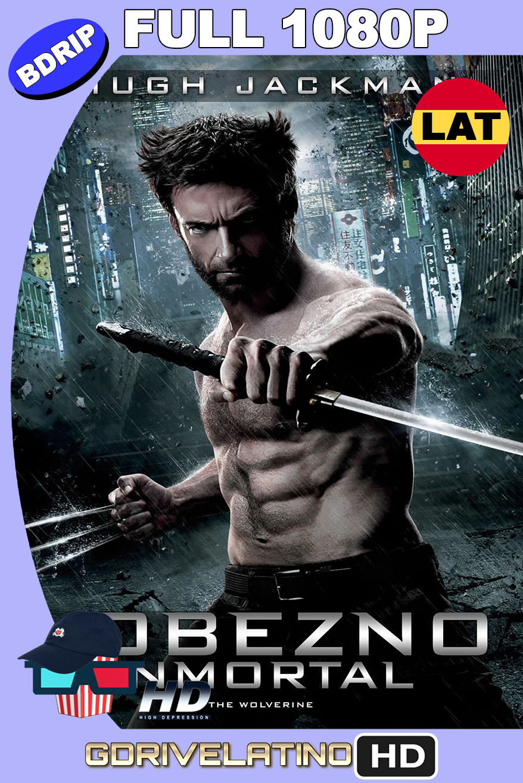 The Wolverine (2013) UNLEASHED EDITION BDRip 1080p Latino-Ingles MKV