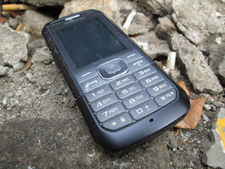 Hape Outdoor Samsung Xcover3 B550H Seken Mulus IP67 Certified Military Standard