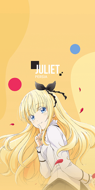 Juliet Persia - Kishuku Gakkou no Juliet Wallpaper