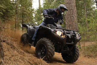 ATV Ride - Outbound Lembang Bandung