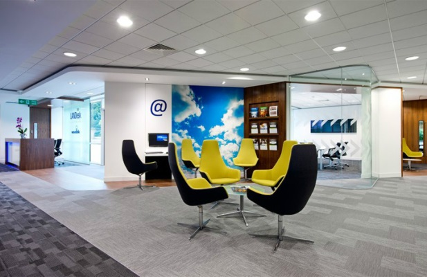 commercial office designers