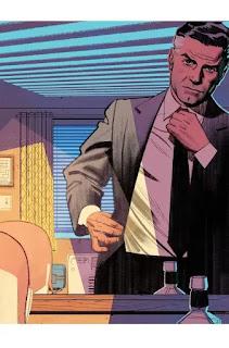 Primer vistazo a DC Comics: Human Target # 1