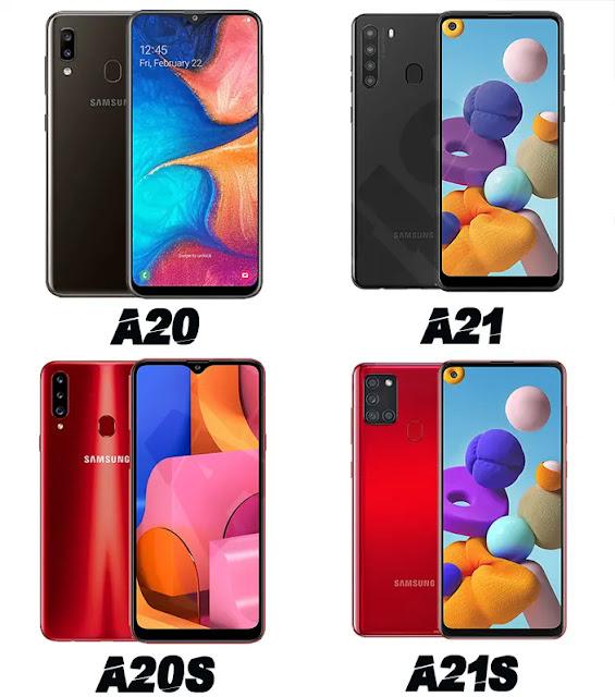 ما هو الفرق بين هاتف سامسونج Galaxy A20 و Galaxy A21 ؟